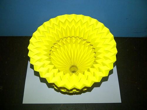 New Design Cup, Paper Folding / Nuevo Diseño Copa, Papel Plegado 6