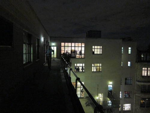 RIBA rooftop