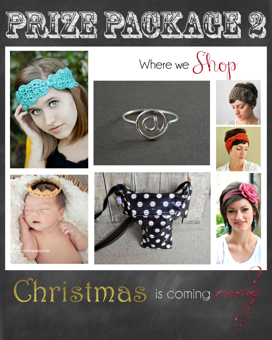 8209334112 a697d9141a o Christmas is Coming Early Giveaway #2:  Where We Shop