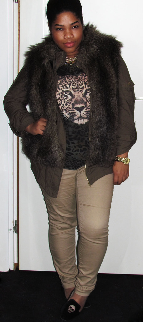Zara, Leopard, Primark, H&M, New Look, OOTD, Outfit, Outfit of the day, Fashion