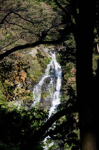 黒坂の滝 2012.11.18-1