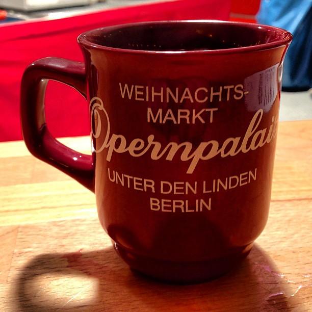 Cafe Opernpalais Berlin