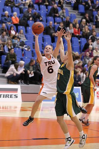 Jorri Duxbury vs Regina (Nov 23, 2012 Snucins)