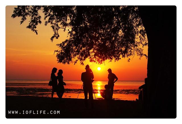 Baluran sunrise_memotret