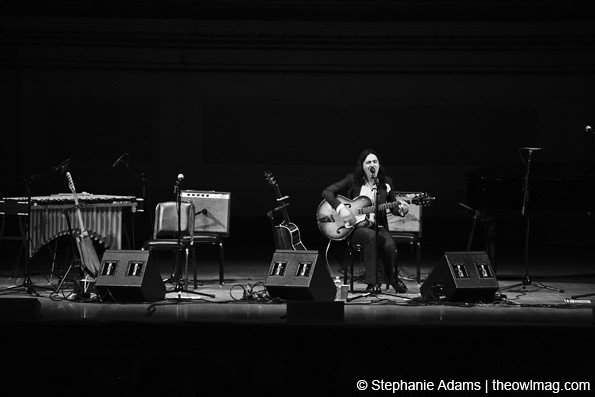 Conor Oberst @ Carnegie Hall, NYC 11/21/12