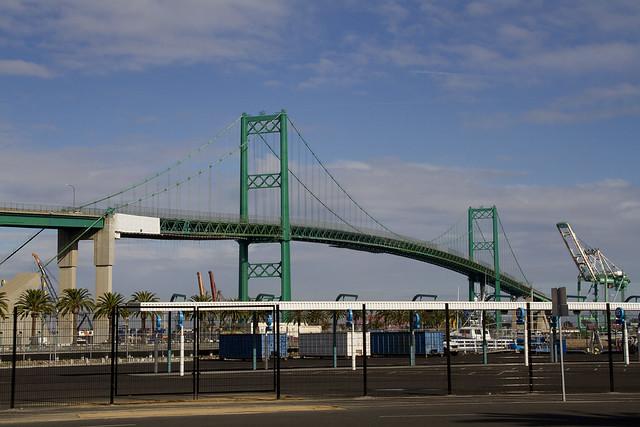 Los Angeles Bay Bridge