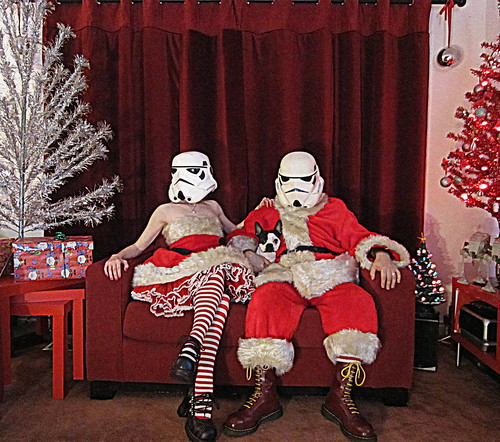 May you have a very merry star wars Christmas