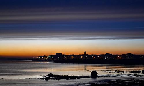 longexposure ireland galway twilight dusk
