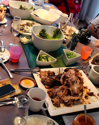 Bo Ssam...the Aftermath