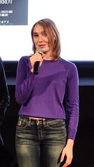 Avant première du film Populaire de Regis Roinsard au cinéma Gaumont Parnasse le lundi 26 novembre 2012 à Paris