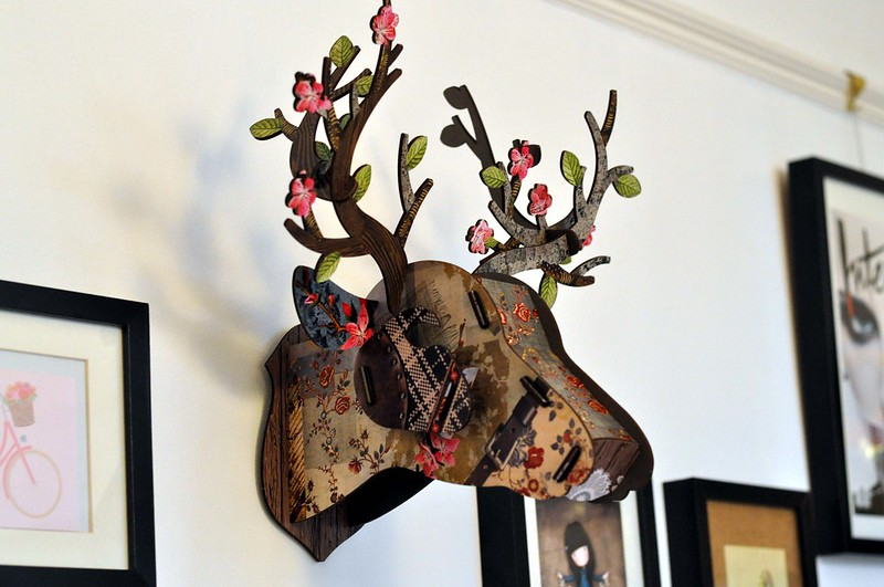 notonthehighstreet deer head 5