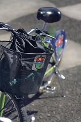 bicicletas con cestas