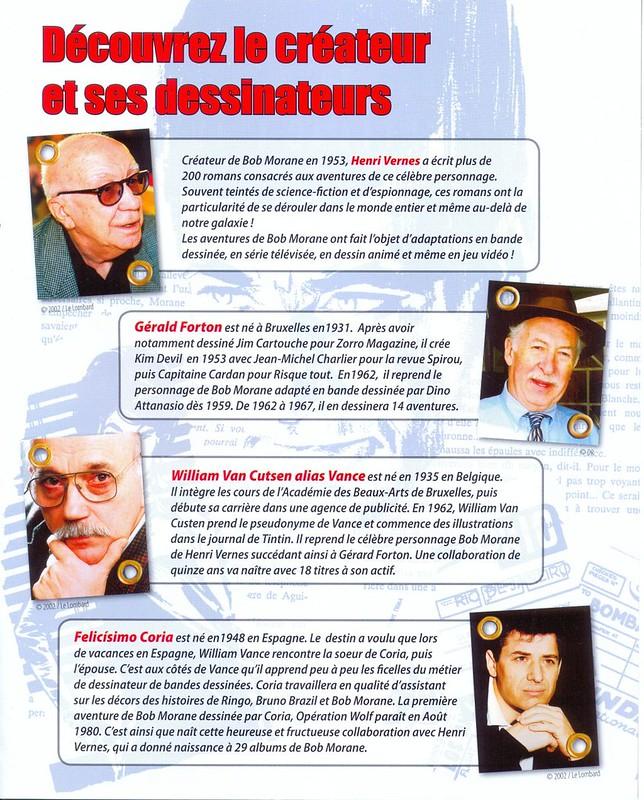 """Achat du jour : la collection """" BOB MORANE """""""