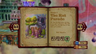 Page Chronica on PS3