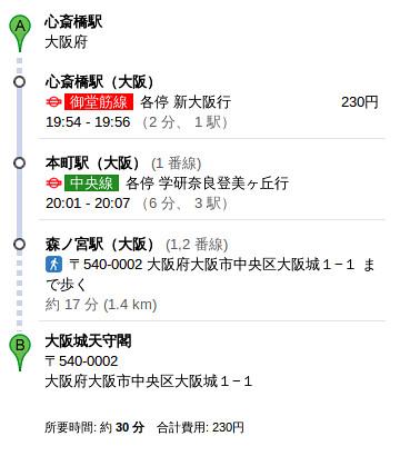 Day5_心齋橋_大阪城