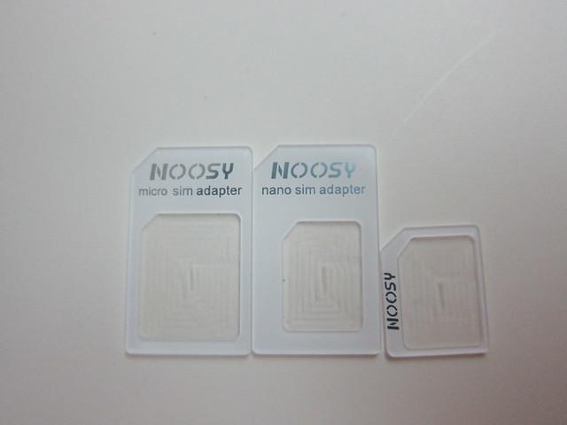 NanoSIM Cutter - Adapters