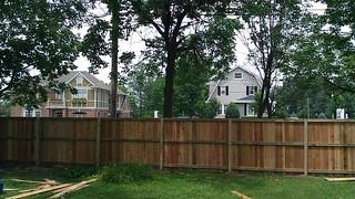 Cedar Fence in Anderson Township