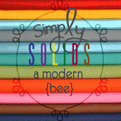 Simply Solids Bee