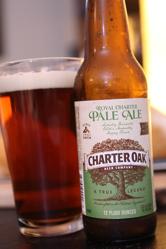 Charter Oak Beer Company Royal Character Pale Ale