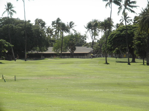 Ala Wai Golf Course 047