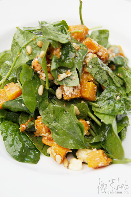 Pumpkin Salad, The Village
