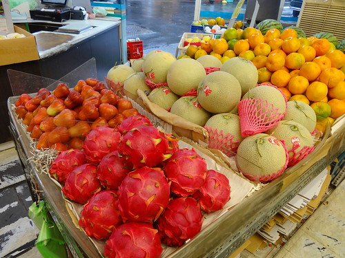 台湾果物:Taiwanese fruits