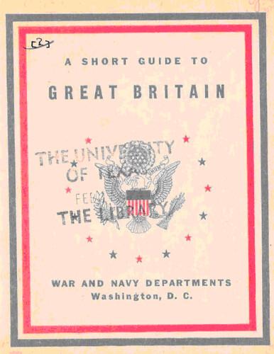 英国生活指南