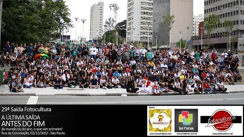 280 fotógrafos em ação na Consolação!