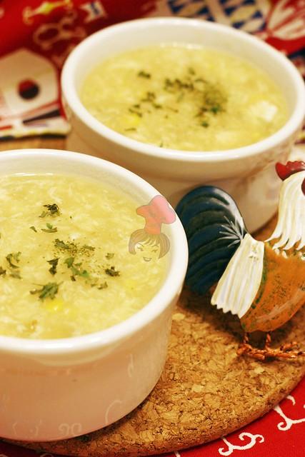 好事多烤雞玉米濃湯 Costco corn soup 11