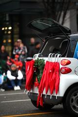 Rogers Santa Claus Parade 2012