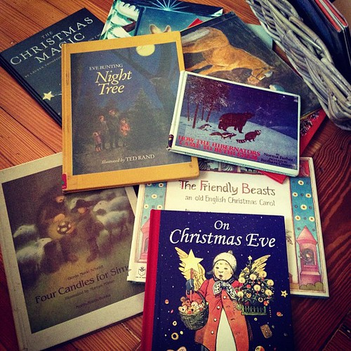 More favorite holiday picture books.