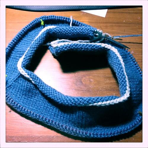 mom's hoodie (wip) by Xavacid