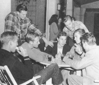 A group of Sage Vets in 1946