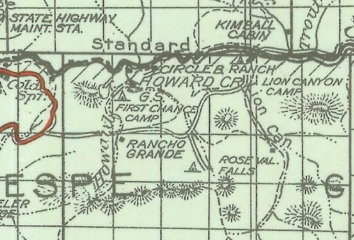 Howard Creek Guard Station