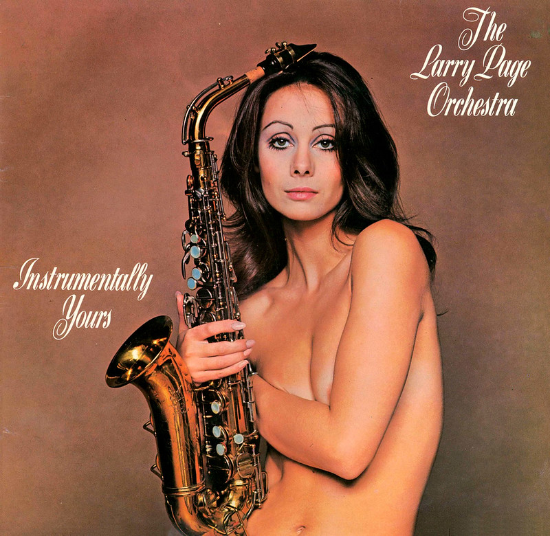 female nude album covers