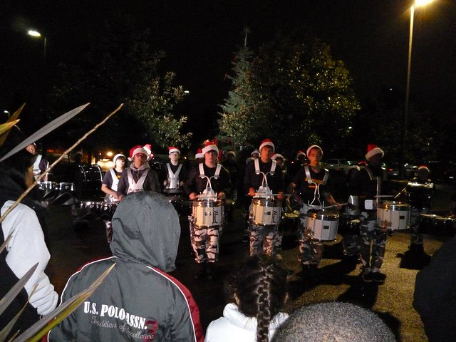Natomas Tree Lighting 2012