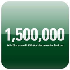 1,500,000 All Time Views - Thanks!