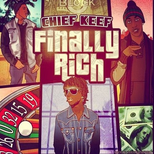 Chief Keef – Finally Rich The Mixtape | bit.ly/RC7c4m | By ...