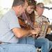 Louisiana Folk Roots Workshops, Festivals Acadiens et Créoles, Girard Park, Lafayette, Oct. 14, 2012