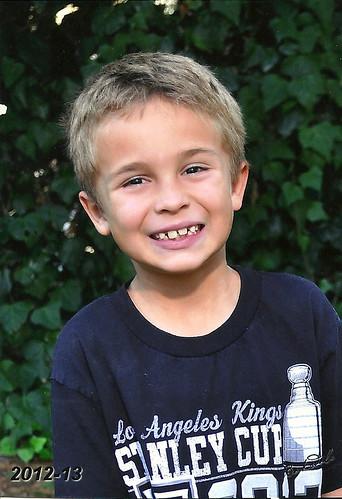 Ezra - Second Grade