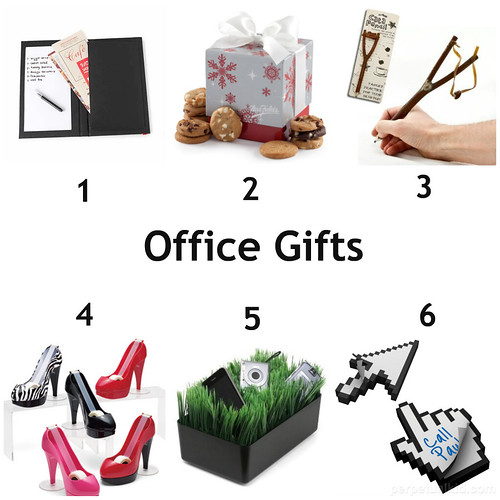 Mrs. Fields Secrets Office Gifts Guide