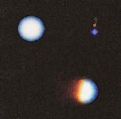 Alineación Venus-Júpiter