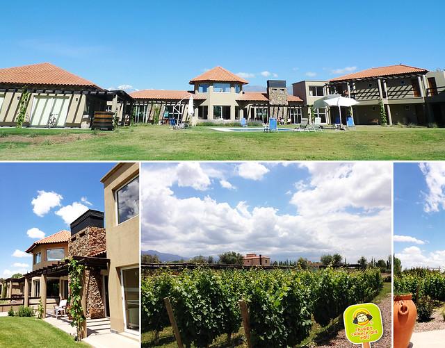 villa mansa wine hotel, mendoza 2