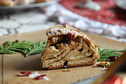 Marzipan & Cinnamon Kringel