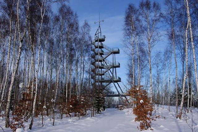 Winter in Oelsnitz/Erzgebirge