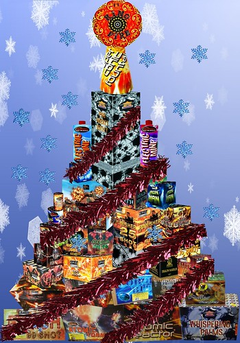 Have An Epic Christmas from Epic Fireworks