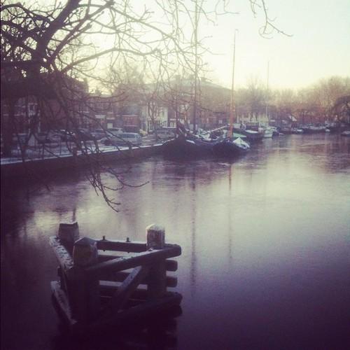 Winterse haven