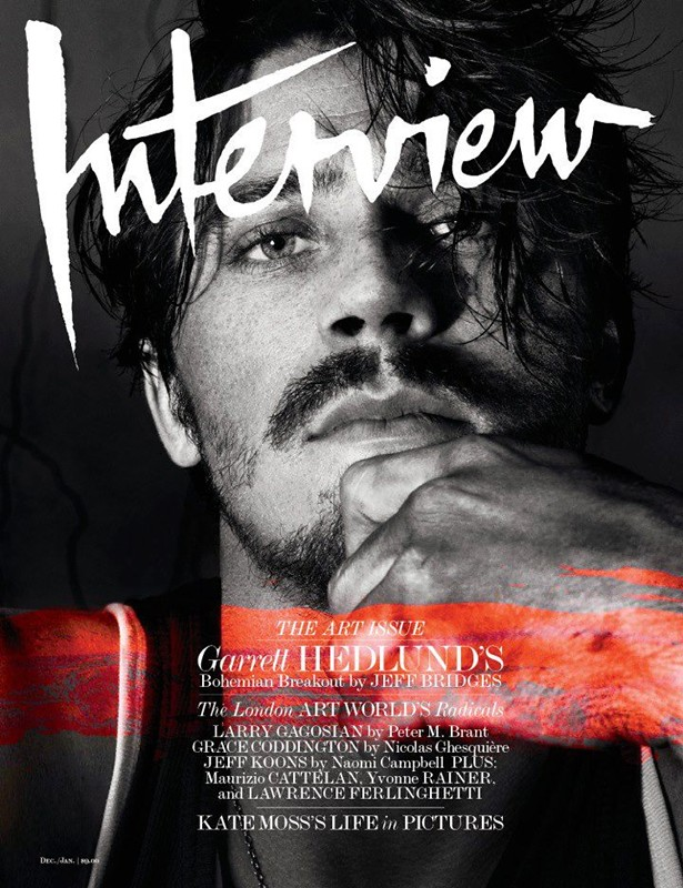 Editorial – Interview Mag, Dec/Jan 2012/2013