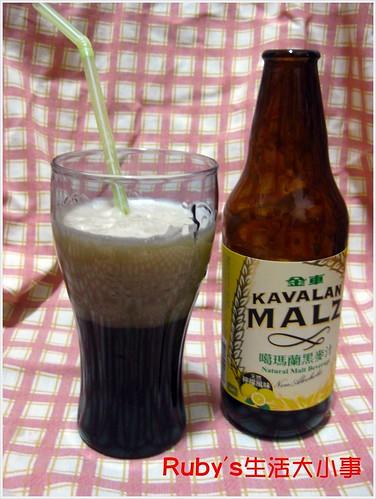 金車噶瑪蘭黑麥汁(檸檬新口味) (7)