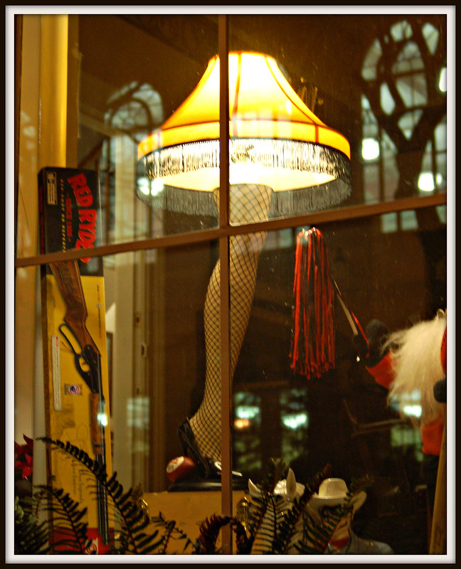 Christmas_leg_lamp_framed